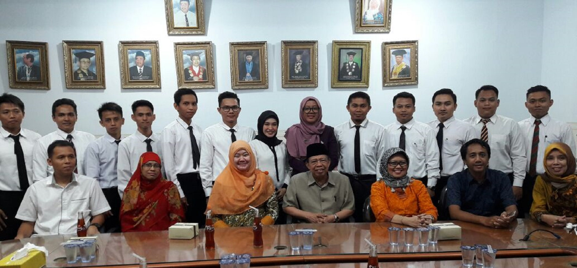 Selamat & Sukses Sertifikasi Pustakawan Universitas Medan Area