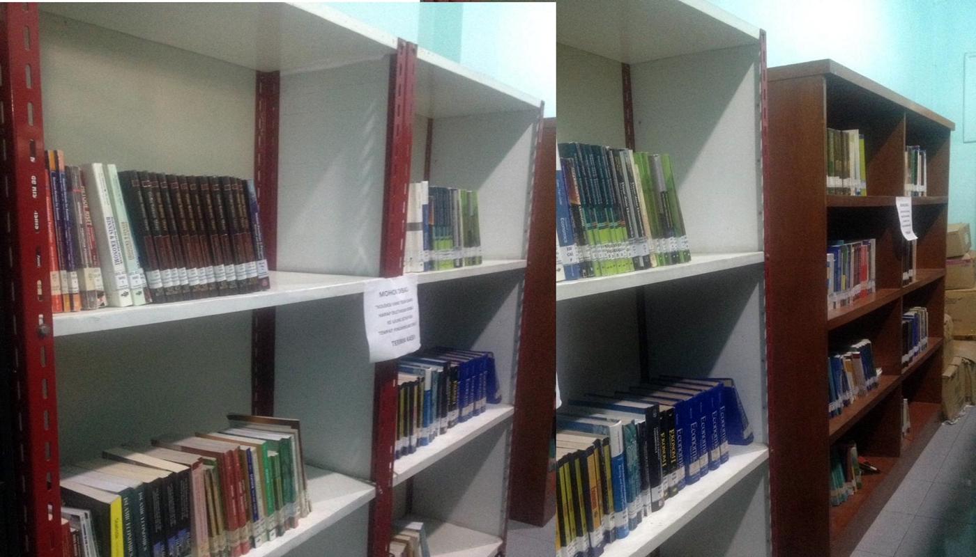 Ruang Koleksi Buku