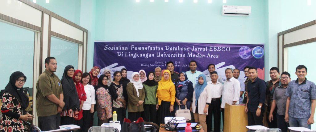foto bersama sosialisasi ebsco